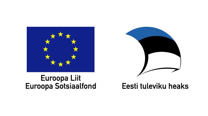 ESF logo avalehele